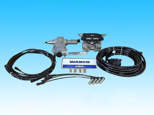 Оснащение автомобилей и прицепов системой АВС от бельгийской компании «Wabco»