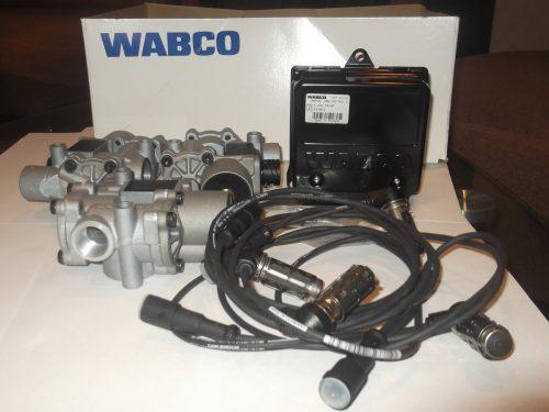 Система торможения для грузового автотранспорта бельгийской компании «Wabco»